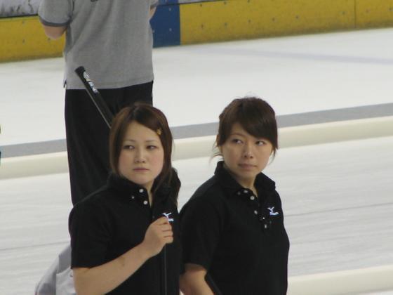山浦さんとマリリン