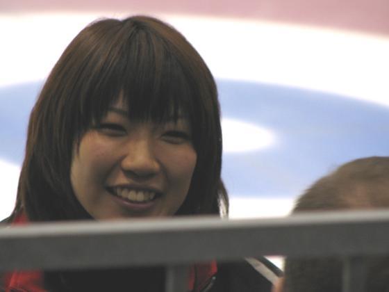 笑顔の寺田さん